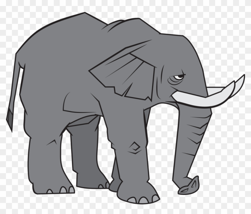Cartoon Elephant Vector Png Total Drama Animals Png Clipart 2443527 Pikpng