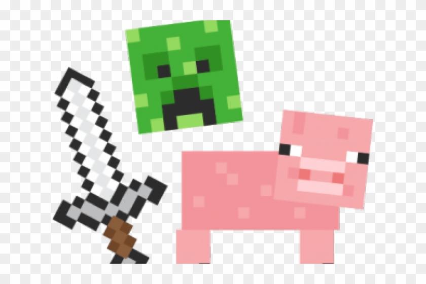 Minecraft Clipart Svg - Minecraft Block Svg - Png Download #2443829