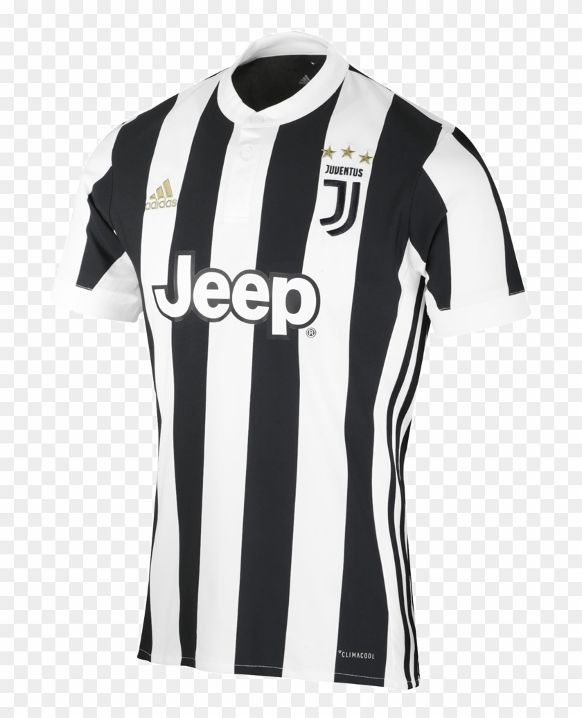 Juventus Jersey New , Png Download - Juventus Fc Jersey Clipart #2445108