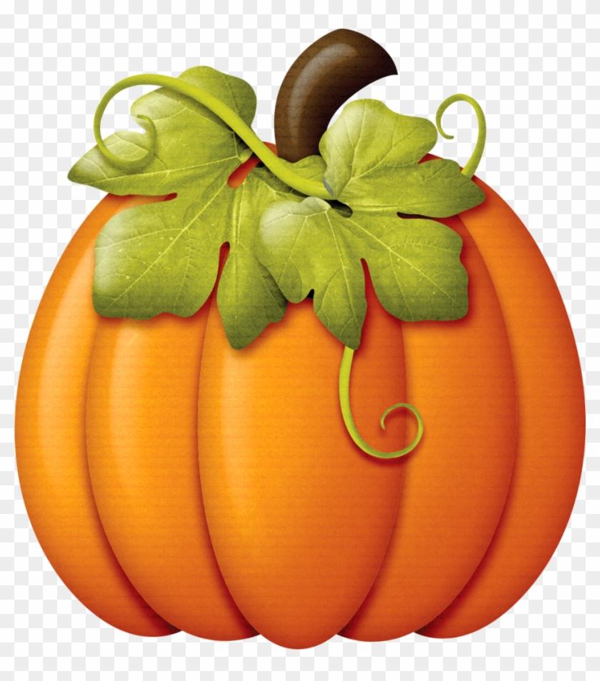 Autumn / Fall Pumpkin Clip Art - Pumpkin Clipart, HD Png Download #2456388