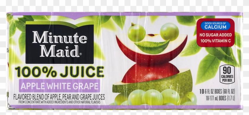 Apple White Grape Juice