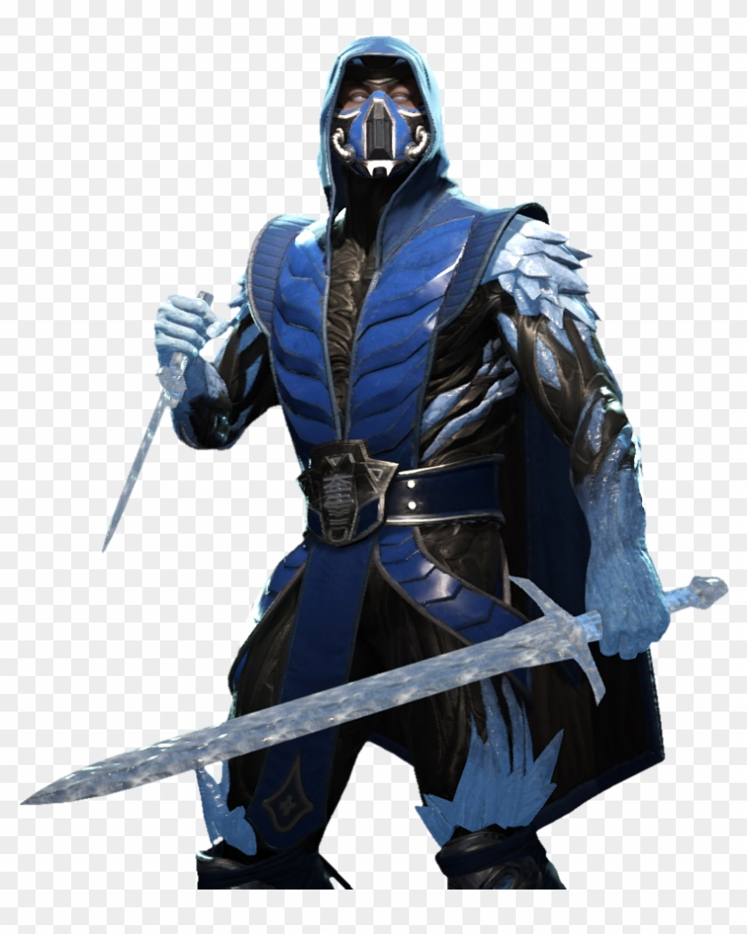 I M Just Sitting Here Still Not Over How Awesome His Sub Zero
