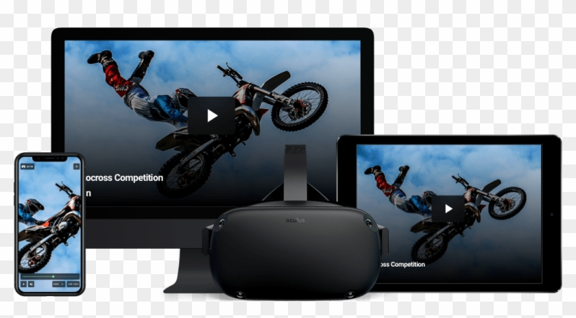 Free Webvr Player For Anyone - Extreme Sport Clipart #2472099