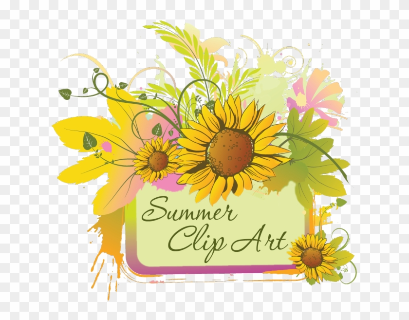 Summer Clip Art Images Free Clipart - Free August Graphics - Png Download #2477570
