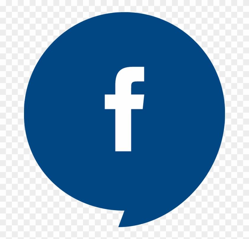 Facebook Icon Like Us - Facebook Slogan Clipart #2477937