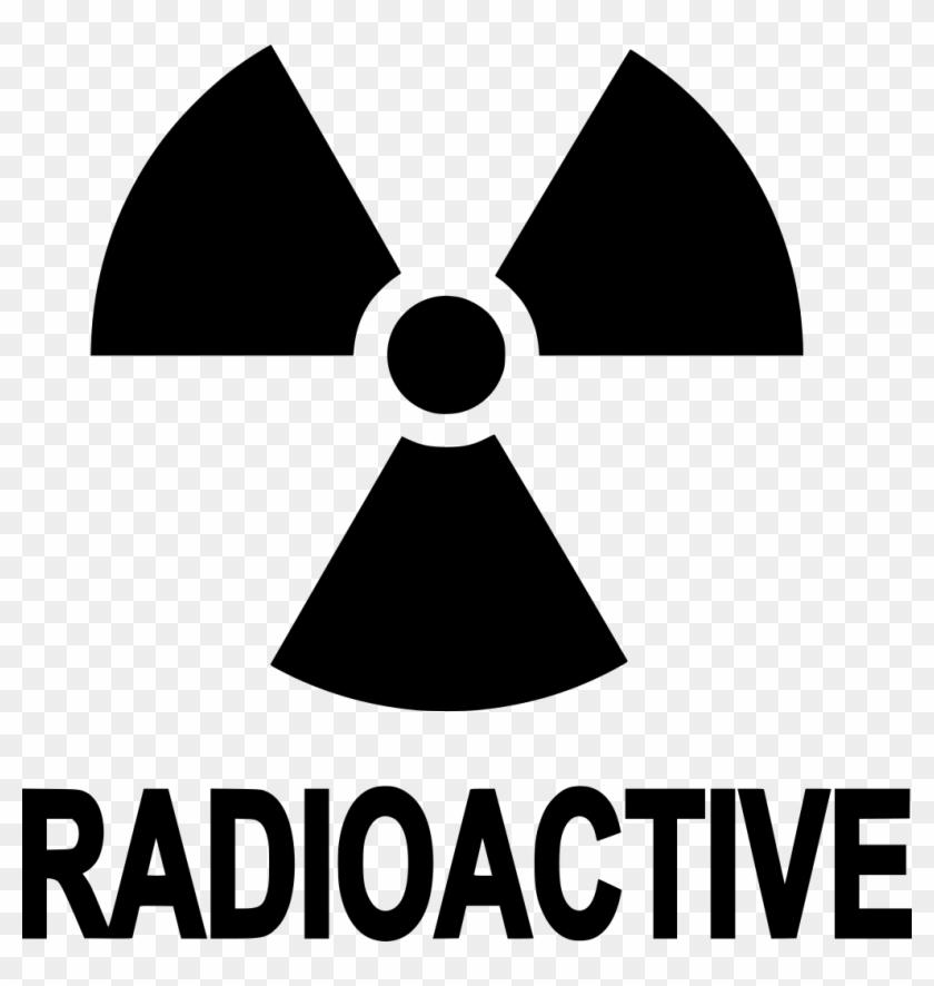 Download Png - Radioactive Symbol Clipart #2483764