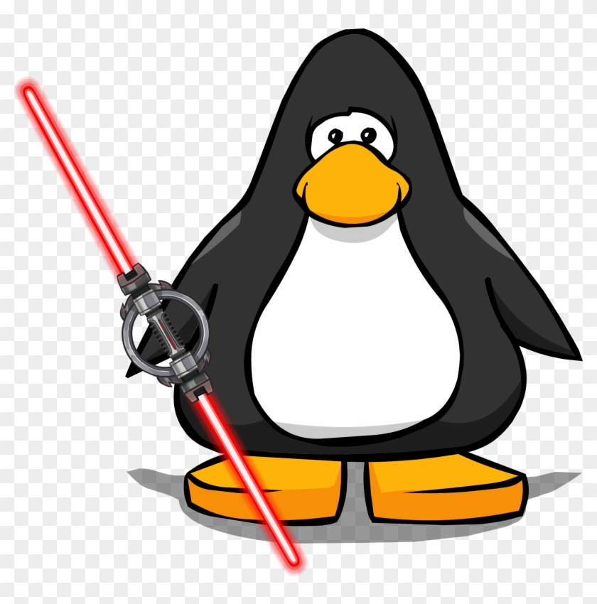 Image The Inquisitor S Player Card Png - Penguin From Club Penguin Clipart #2488377