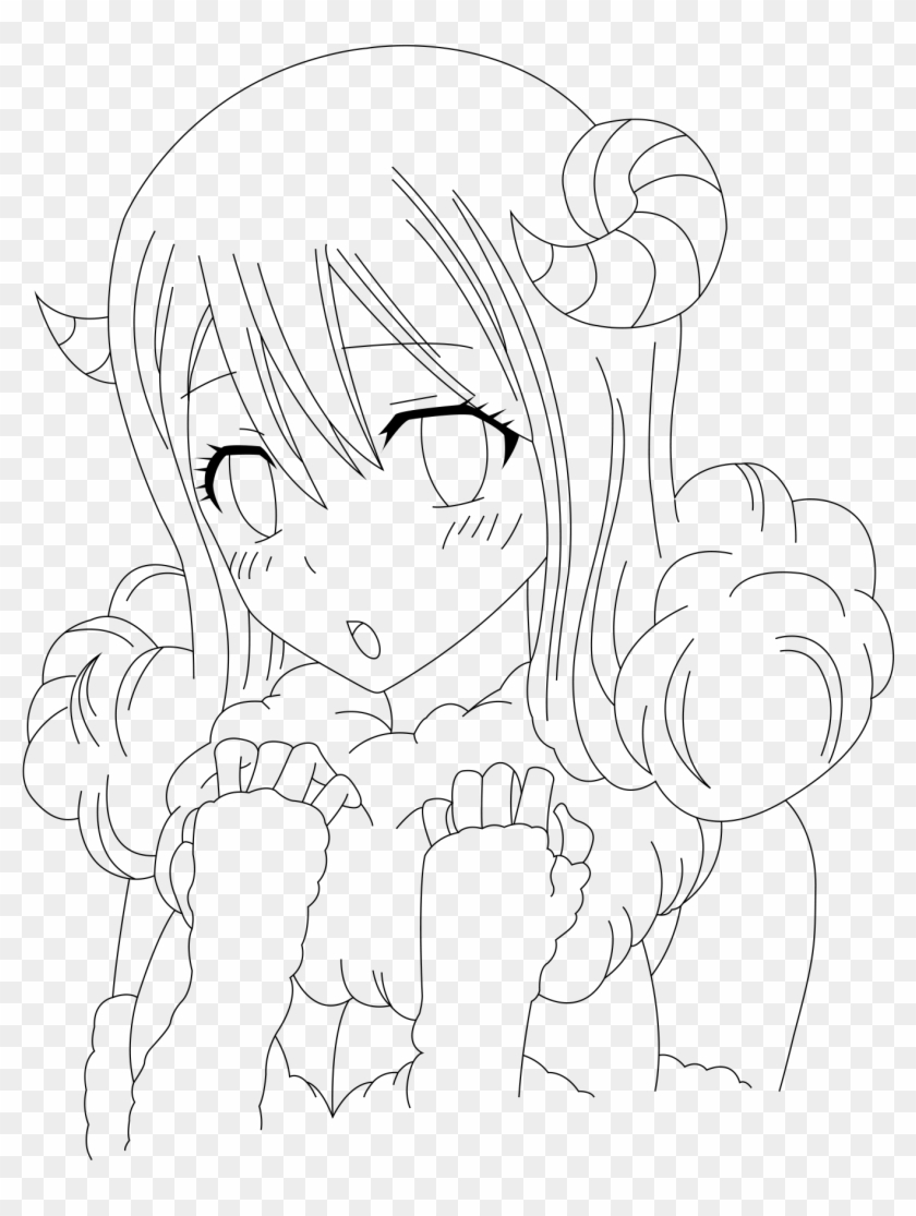 Easy Drawing Natsu How To Draw Natsu Fairy Tail Video - Fairy Tail Aries Drawing Clipart #2488895