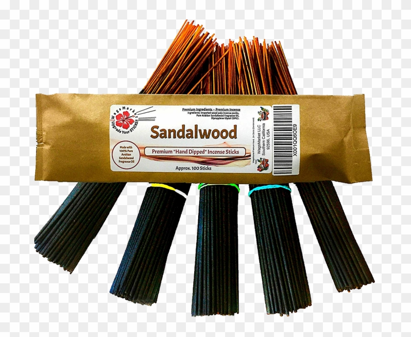 Wagsmarket Hand Dipped Incense Sticks - Incense Clipart #251777