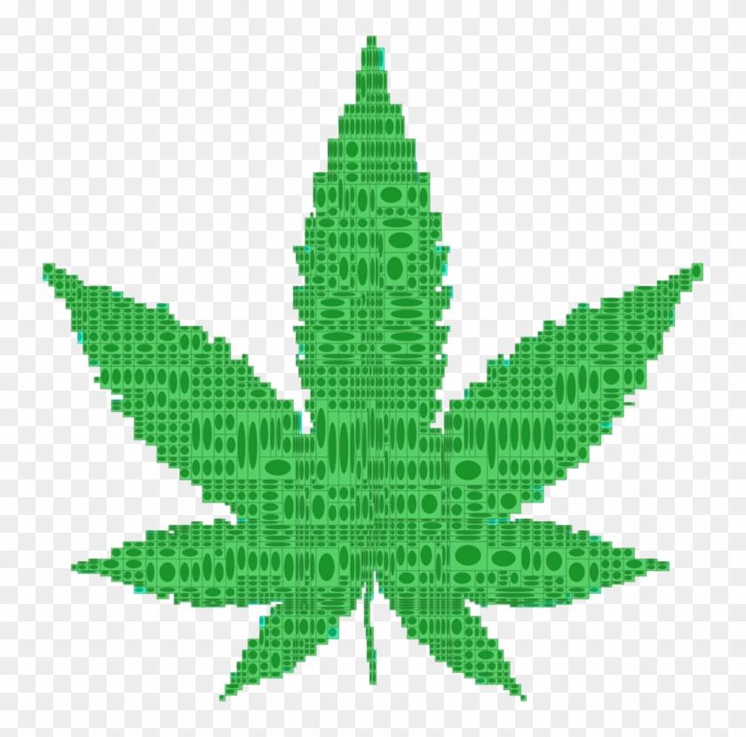 Hemp Cannabis Smoking Hashish Joint - Marijuana And Drugs Clipart - Png Download #255396
