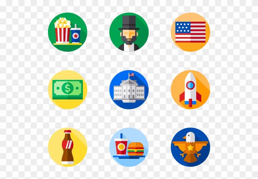 United States - Icon Resume Clipart #256258