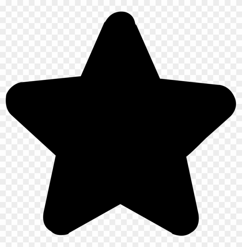 Star Full Outline Comments - Star Icon Svg Clipart #258604