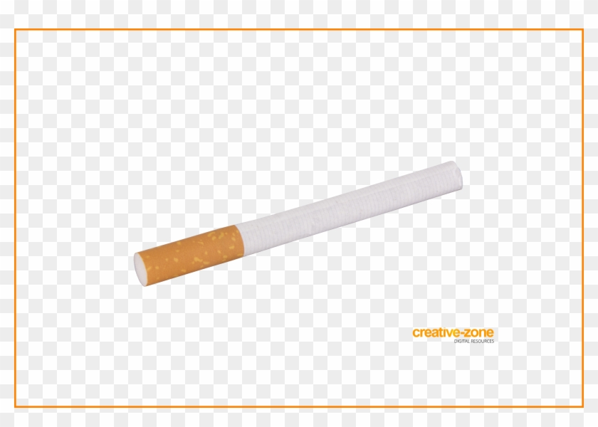 The Gallery For > Cigarette Smoke Png Transparent - Paper Clipart #259677