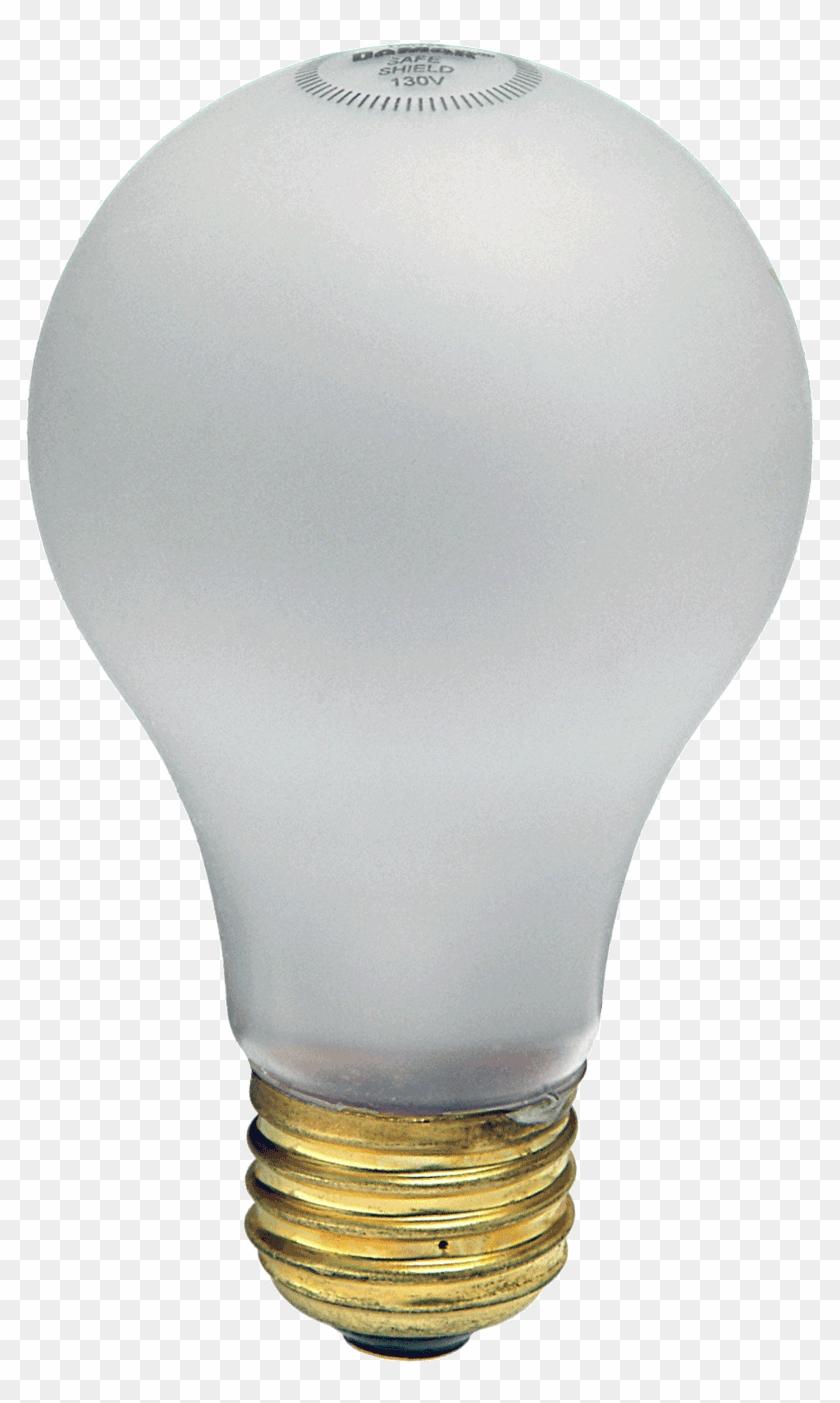 Light Material Halogen Incandescent A-series Bulb Clipart - Incandescent Light Bulb - Png Download #2505234