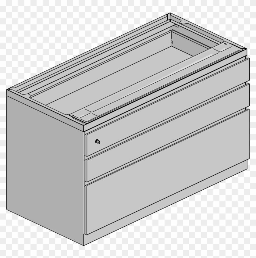 Storage Chest Clipart #2511443