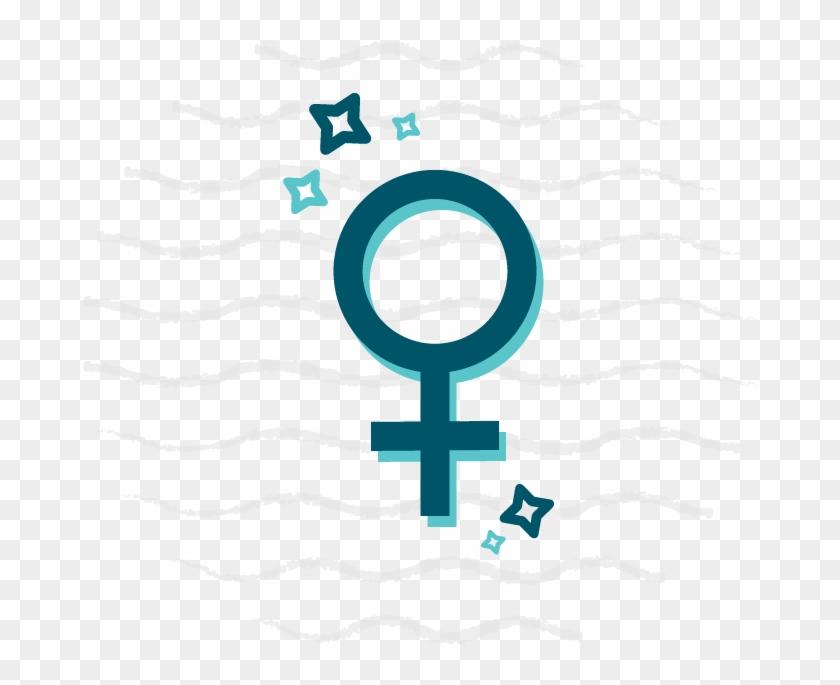 Women's Center Illustration - Cross Clipart #2511492