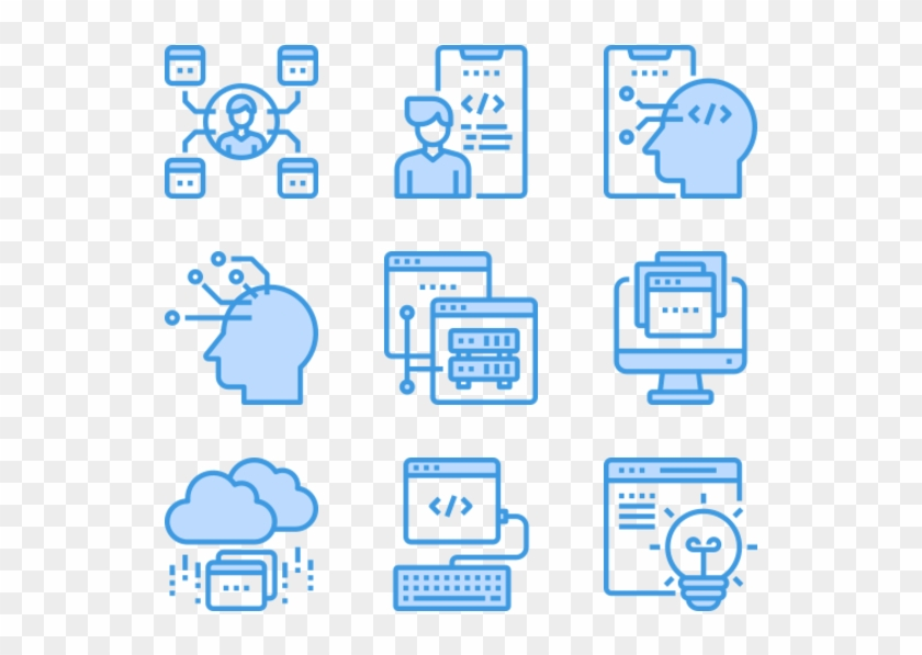 Web Design And Optimization - Web Design Clipart #2516629