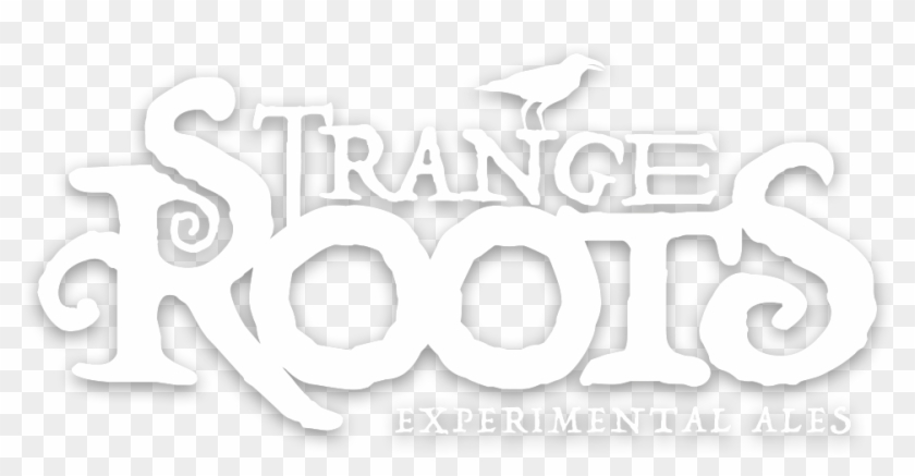 Strange Roots Experimental Ales - Poster Clipart #2522760