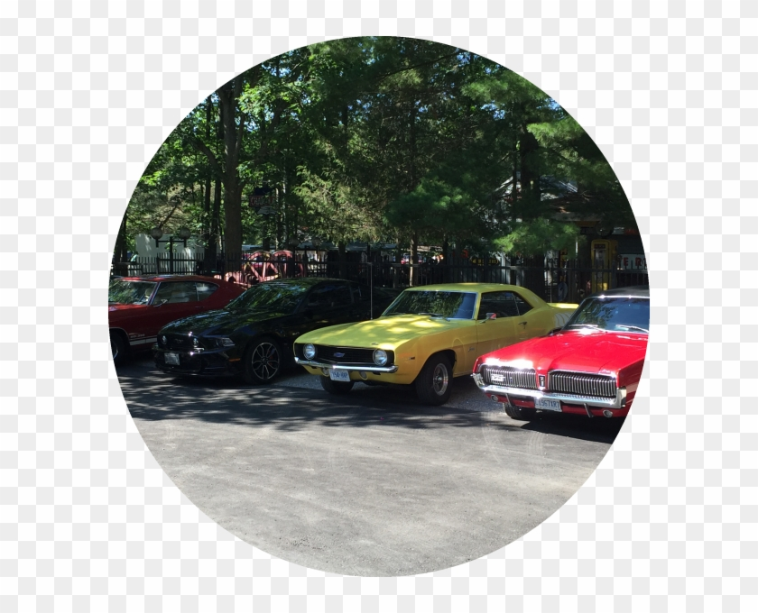 Classic Car Cruise-in Every Sunday - Muscle Car Clipart #2524452