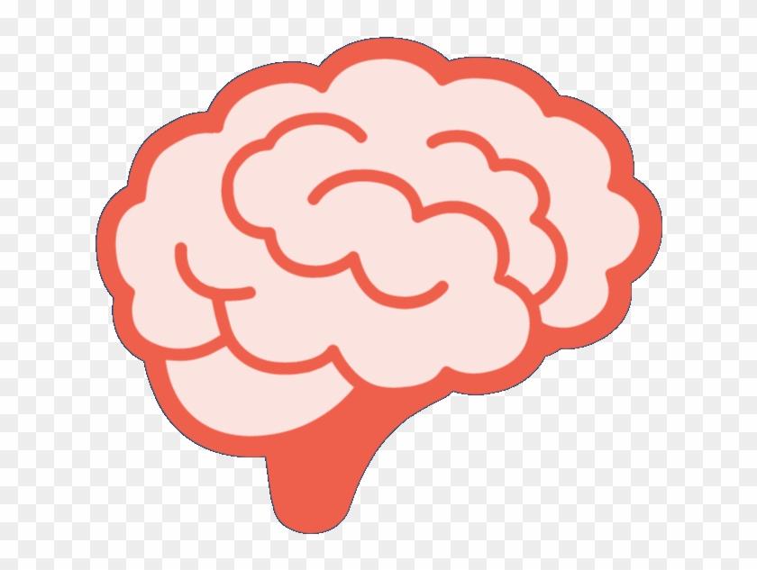 Brain On Finance - Transparent Background Brains Gif Clipart #2527981