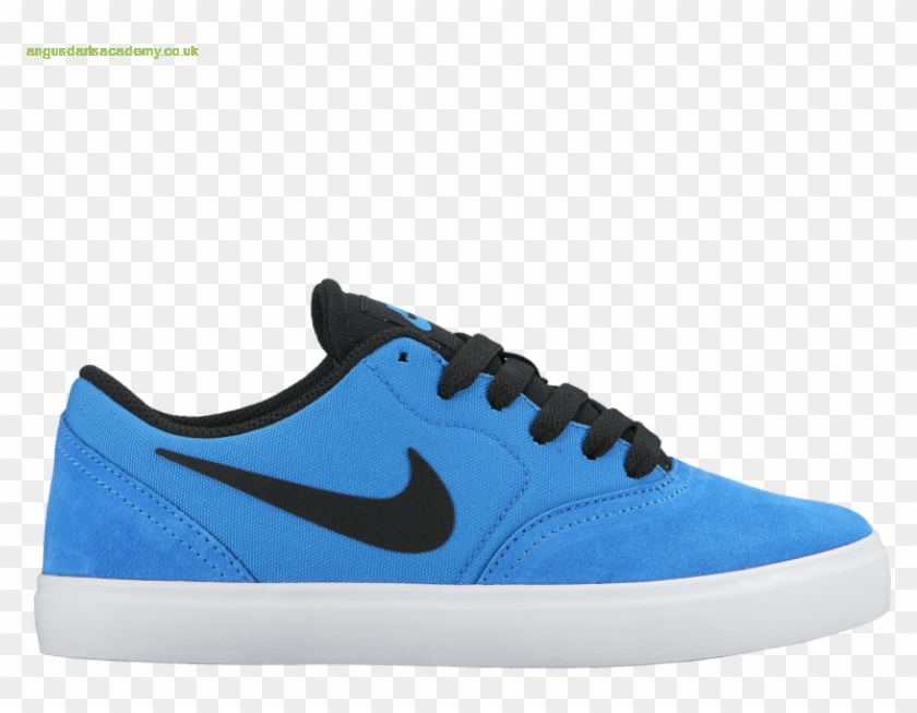 Kids Shoes 2016 Nike Sb Check Kids Shoes Photo Blue - Sneakers Clipart #2529046