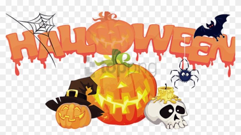 Free Png Download Transparent Background Halloween - Halloween Png Transparent, Png Download #2529941