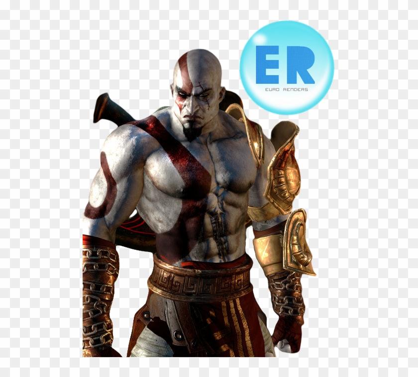 God Of War Kratos Body God Of War Clipart 2532554 Pikpng