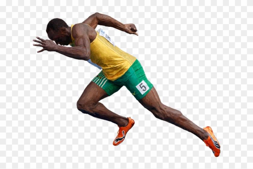 Usain Bolt Clipart Cartoon Usain Bolt Transparent Background Png Download 2539350 Pikpng
