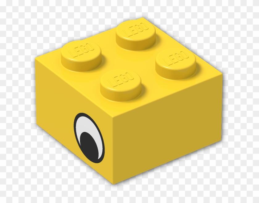 Lego Duplo 10 Translucent Bricks 2 x 2 pin