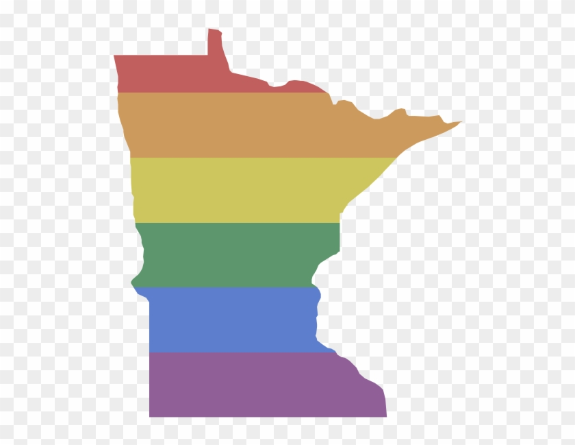 Lgbt Rights In Minnesota, United States Equaldex - Mille Lacs Lake Minnesota Map Clipart #2545789