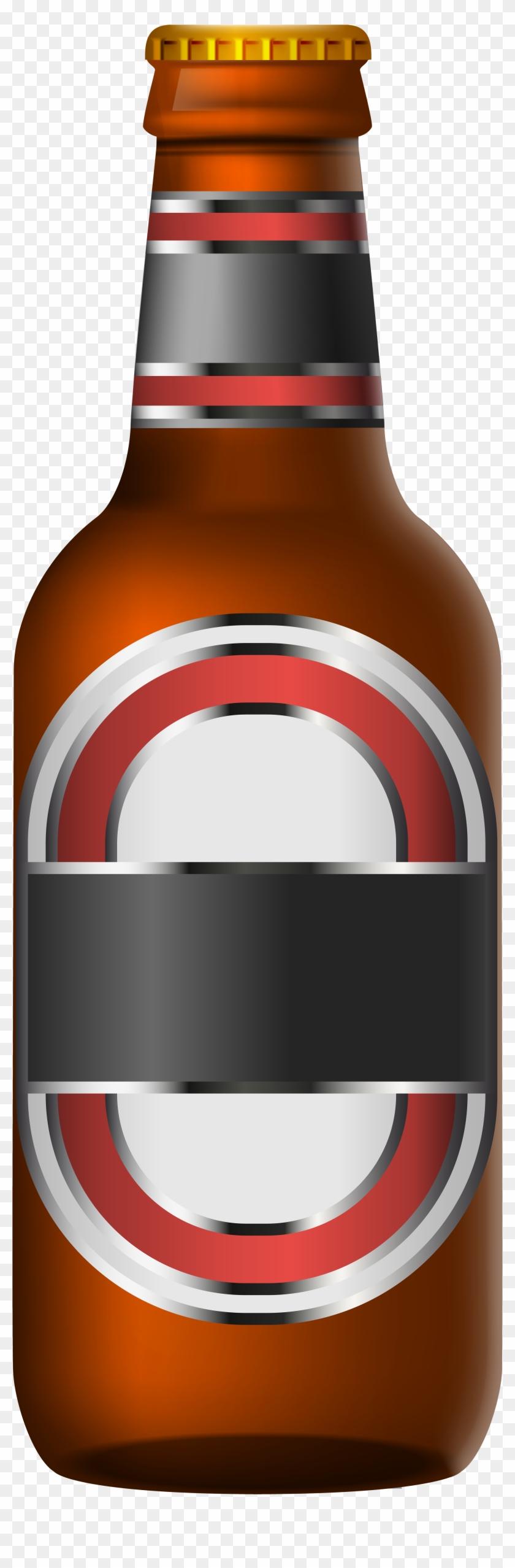Svg Library Download Transparent Png Clip Art Image - Beer Bottle Clip Art Png #2555530