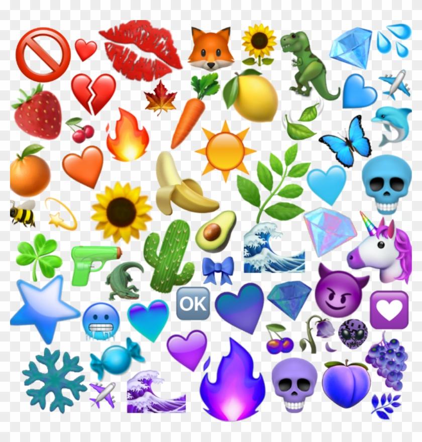 Background Emojis Emoji Wallpaper Lockscreen Source - Instagram Clipart #2564573