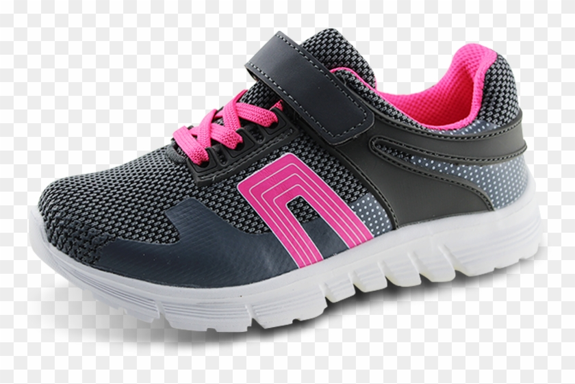Kids Sneakers Student Shoes Boys Girls Breathable School - Running Shoe Clipart #2564936