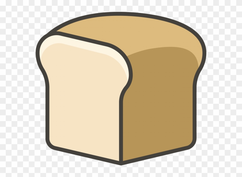 Bread Emoji Icon Chair Clipart 2565150 Pikpng