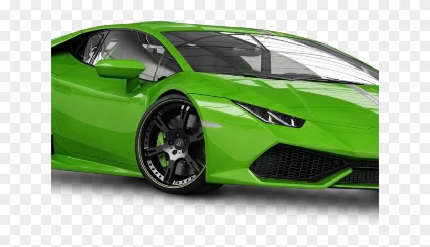 Lamborghini Clipart Green , Green Lamborghini Huracan Png