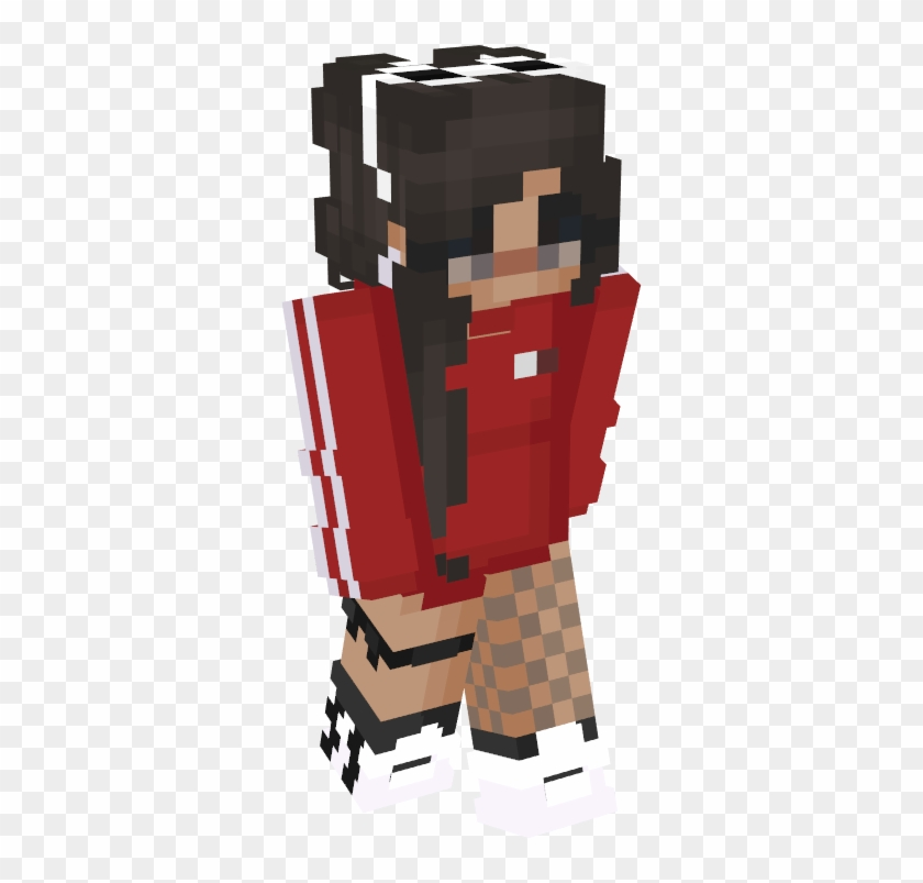 Minecraft Girl Skins, Minecraft Mods, Minecraft Stuff, - Girl Clout Goggles Minecraft Skin Clipart #2578591