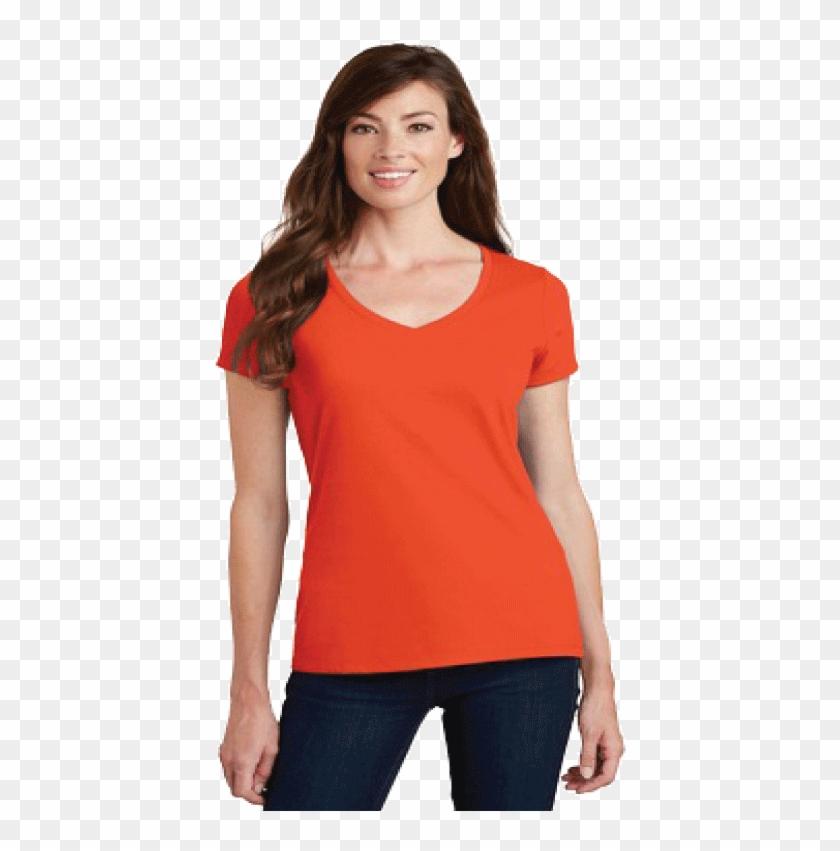 Garments / Ladies / Standard - Female Blank Grey T Shirt Clipart #2589822