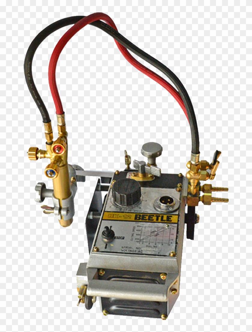 Straight Line Cutter Pk12 - Esab Pug Cutting Machine Clipart #265150