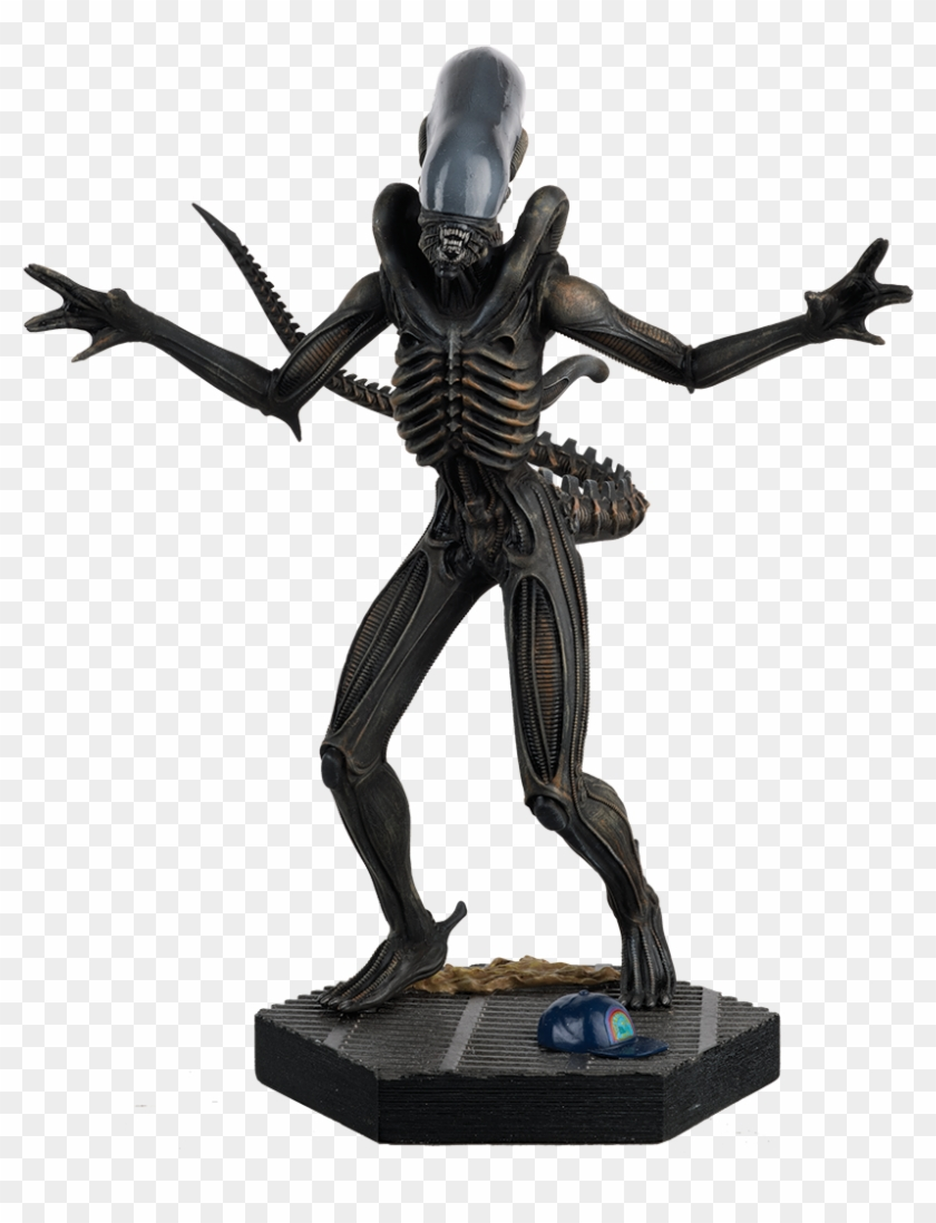 alien vs predator black and white - Clip Art Library