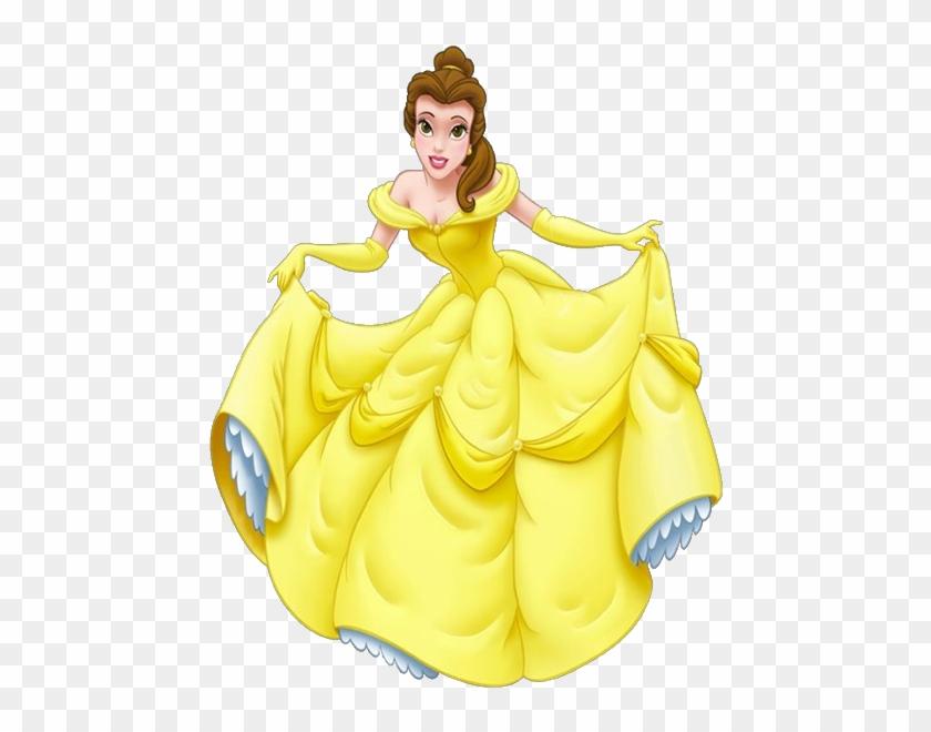 Disney Princess Images Belle Wallpaper And Background Belle Disney Clipart 268576 Pikpng
