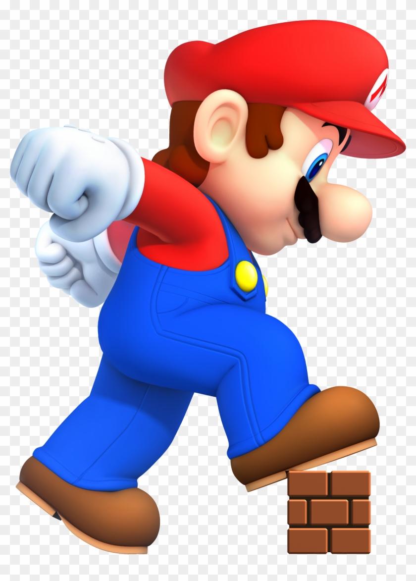 Mario Bros Png Images Transparent Free Download New Super