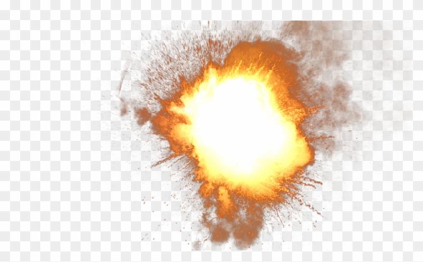 #fire, #explosion, #lửa, #nổ - Gun Fire Effect Transparent Clipart #2605137