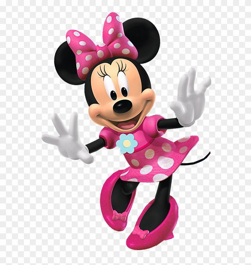 Minnie Mouse Png Clipart #2608847