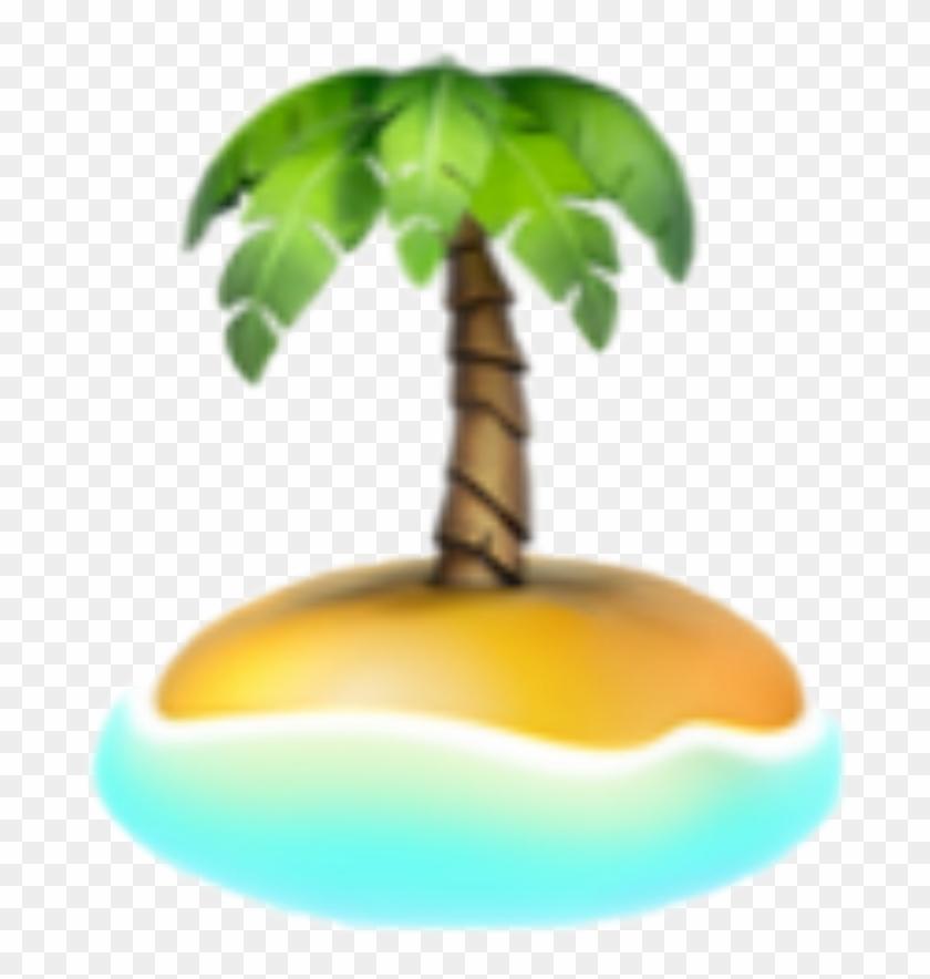 #iphone #emoji #emojis #iphoneemoji #emojisticker - Palm Tree Emoji Transparent Background Clipart #2621587