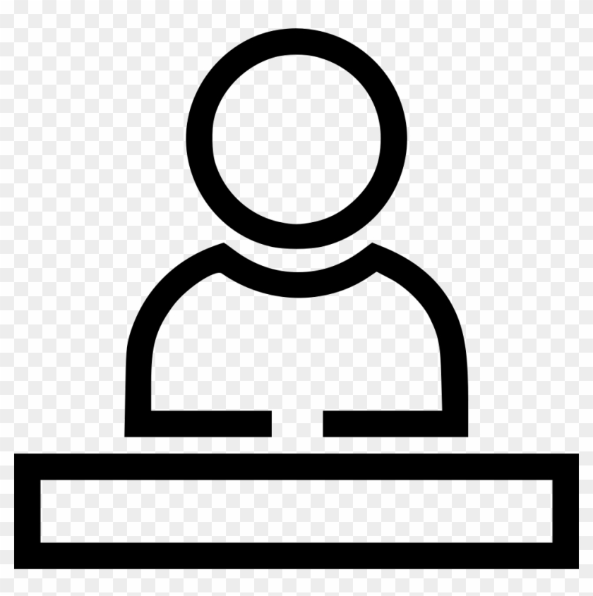Guest Speaker Svg Png Icon Free Download - Icon Clipart@pikpng.com
