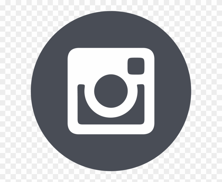 Instagram Png Transparent Icon - Follow Us On Instagram And Facebook Poster Clipart #2634153