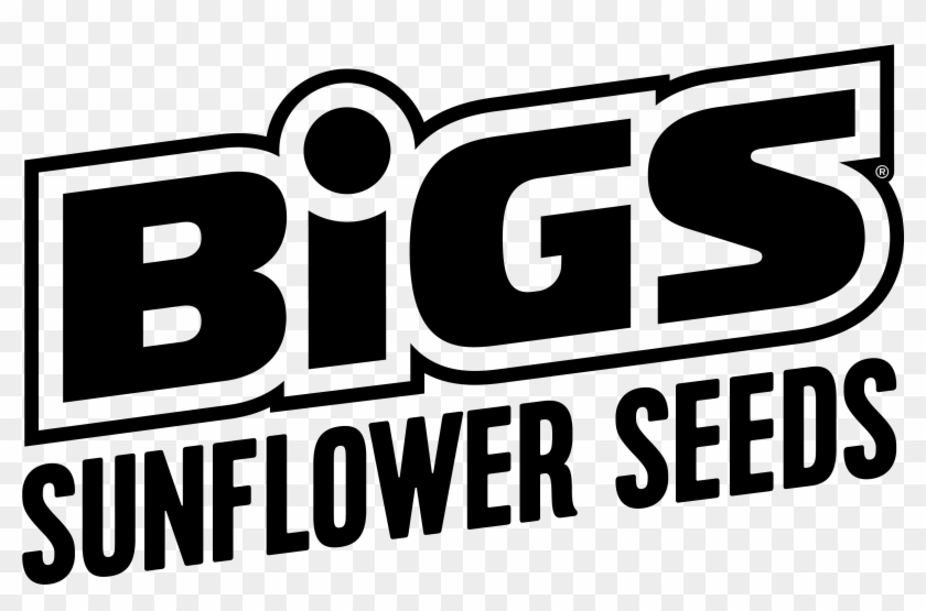 Bigs Sunflower Seeds, The Official Sunflower Seed Of - Graphics Clipart #2660419