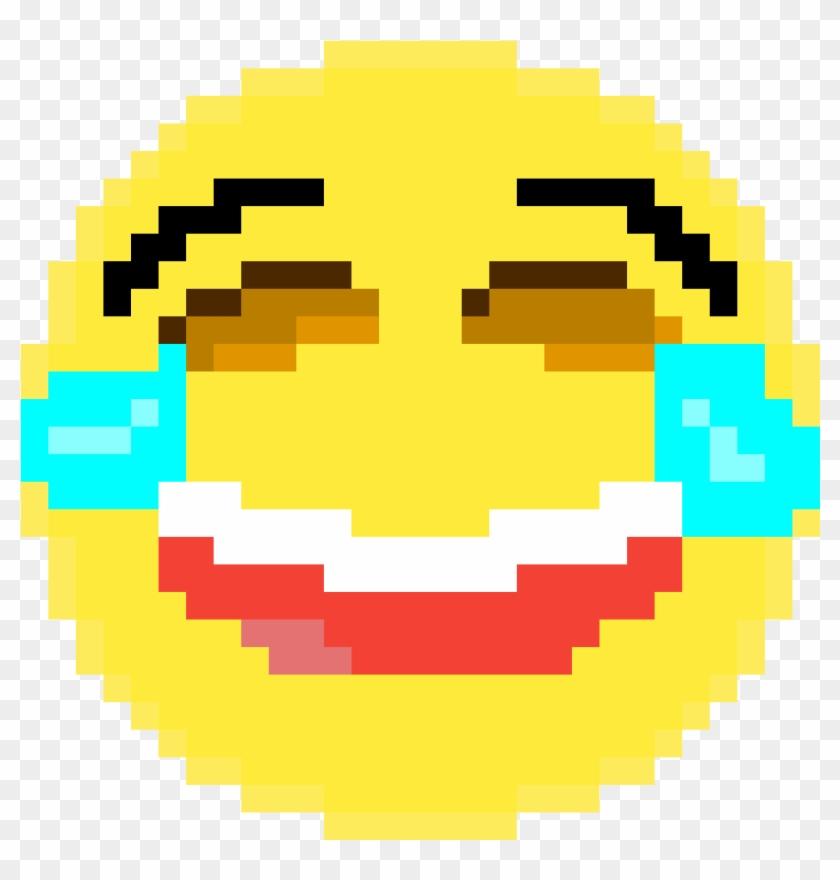 Laughing Emoji - Pixels Art Harry Potter Clipart #2669704