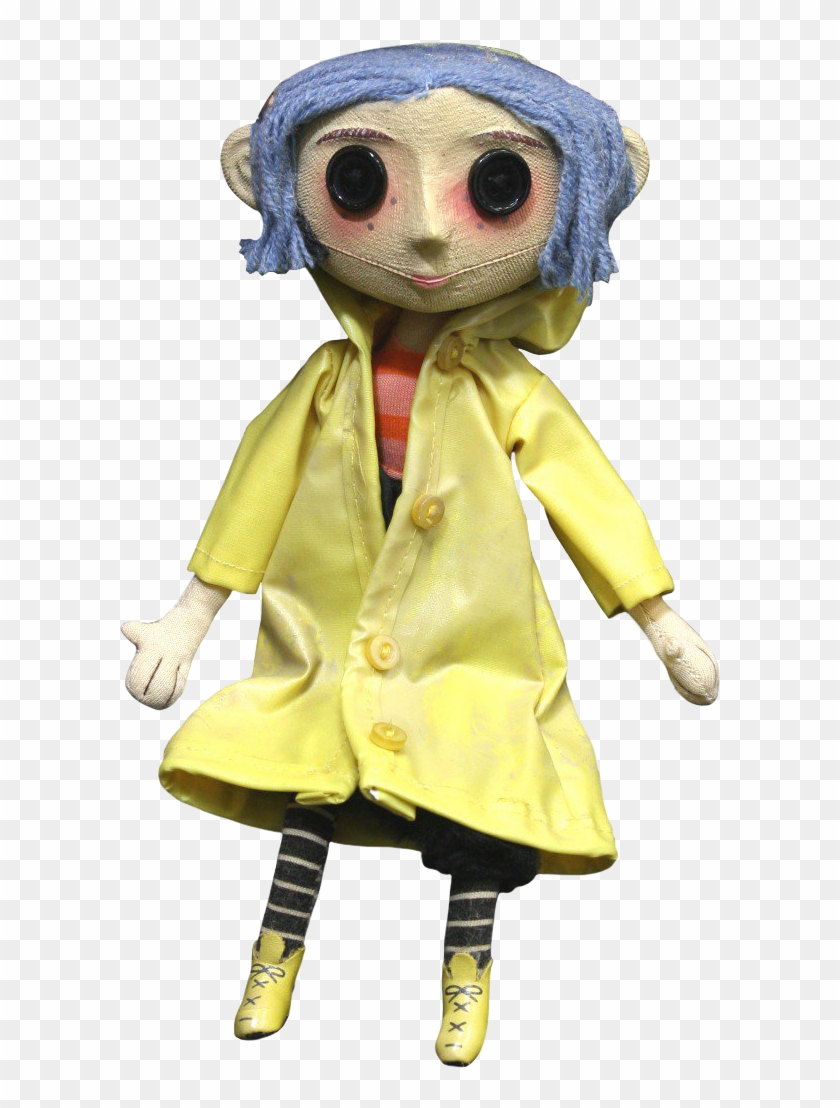 5sos Transparent Doll Coraline Doll Clipart 2688007 Pikpng