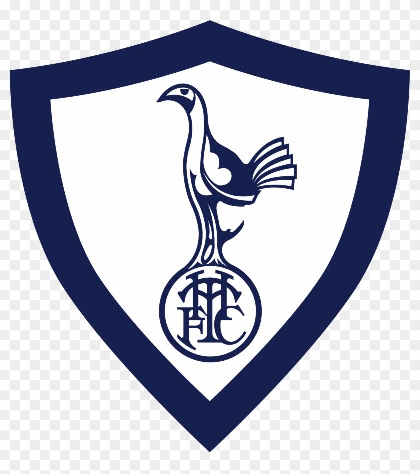 Tottenham Hotspur Football Logos Pinterest Tottenham Hotspur Retro Logo Clipart 2688273 Pikpng